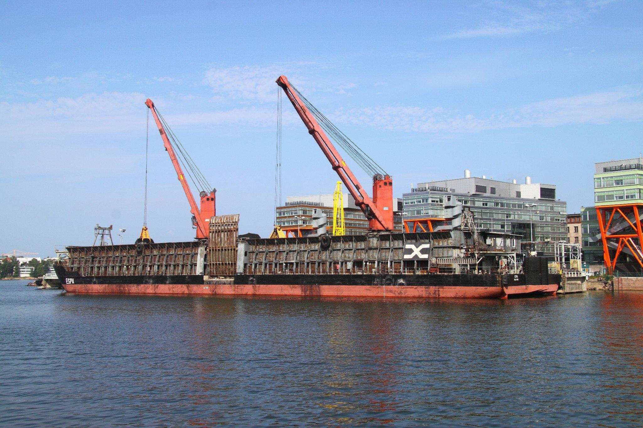 Barge Espa