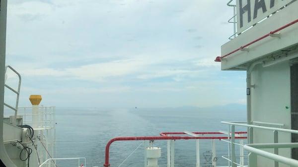 Haaga maiden voyage - 69
