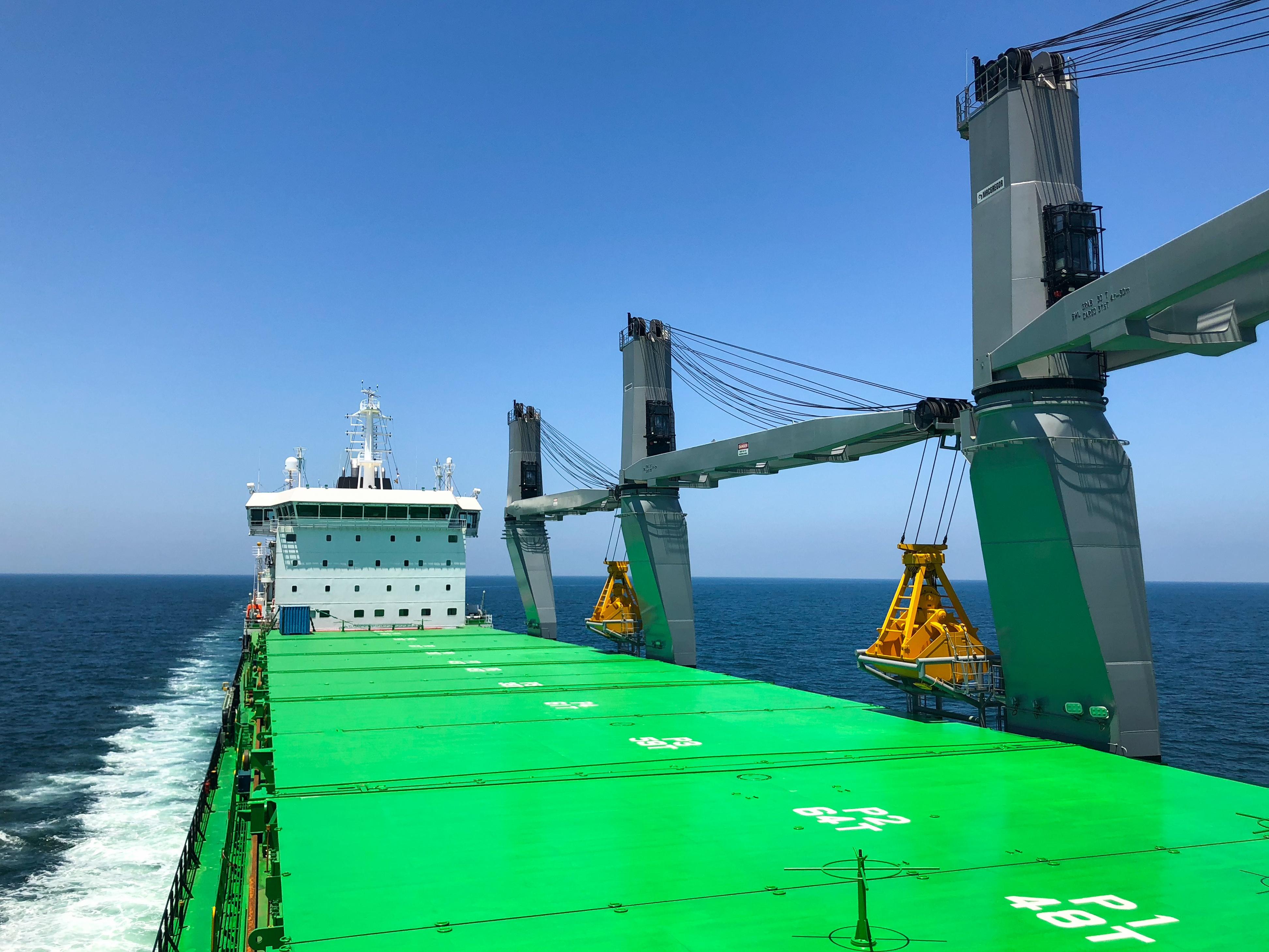 Haaga at sea 2