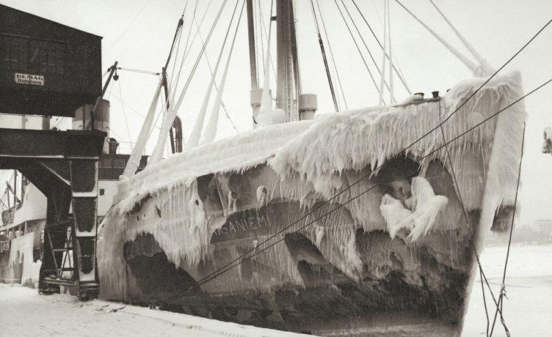 Dry cargo vessel Kaisaniemi